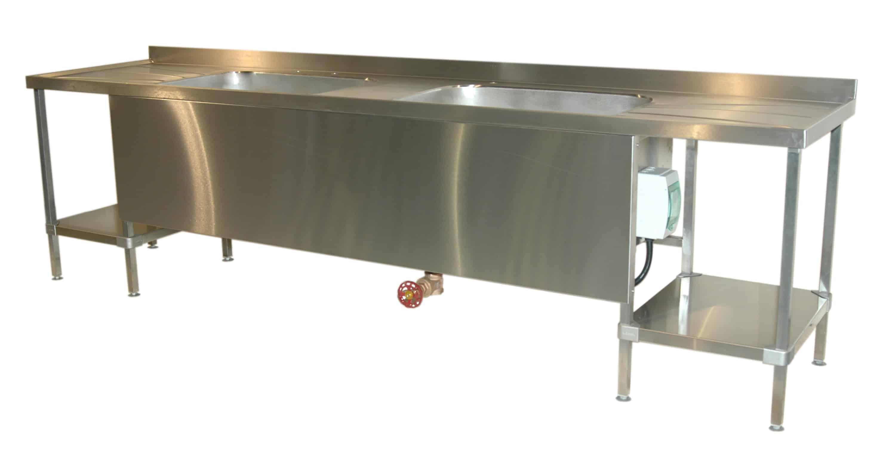 Steriliser Sink