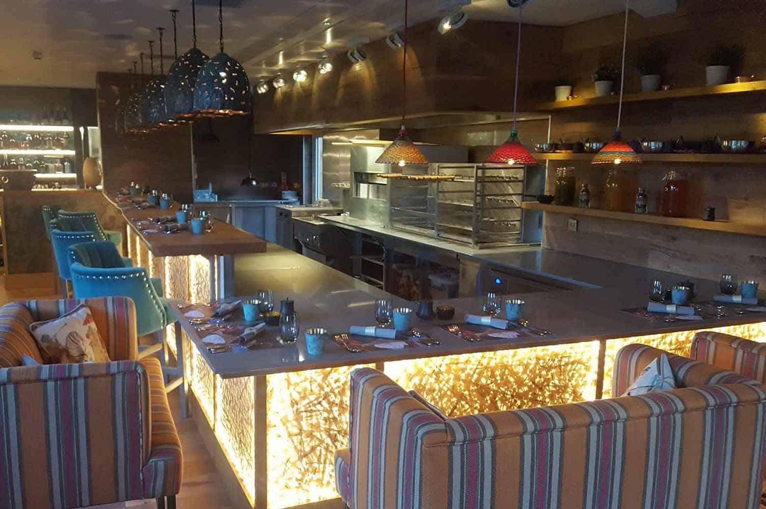 Gilpin Hotel Restaurant