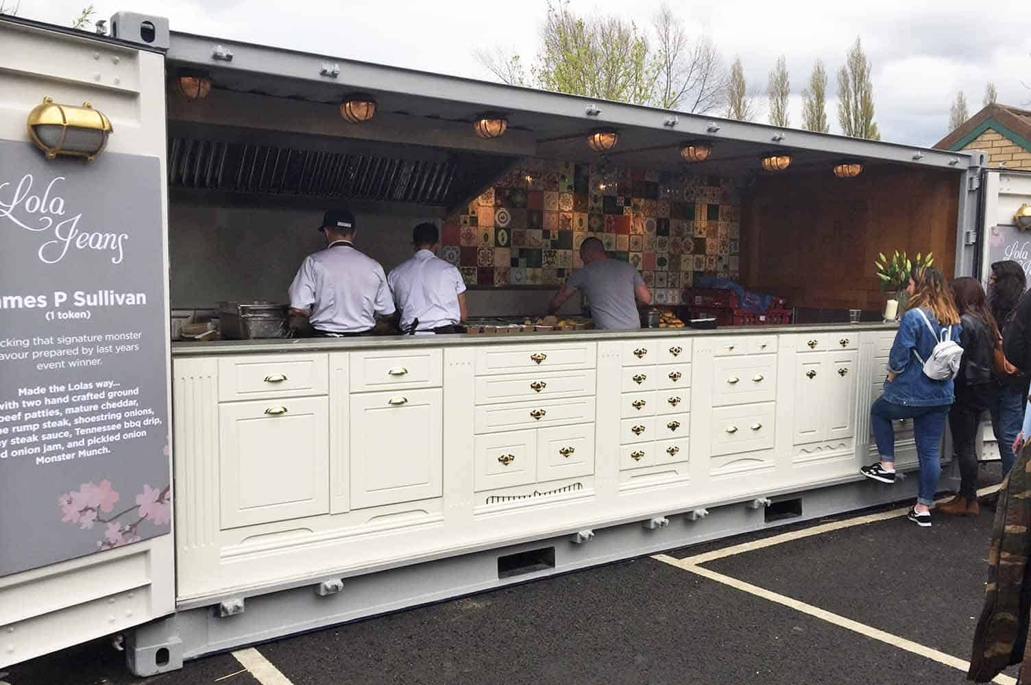 Lola Jeans Mobile Catering