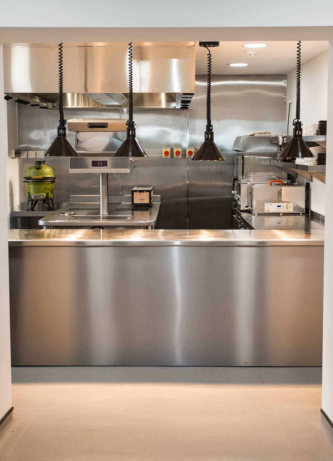 Raby Hunt Kitchen