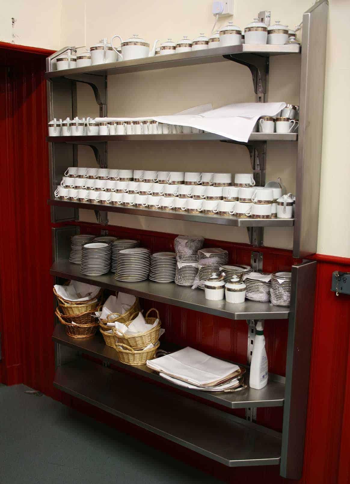 Skibo Castle Kitchen