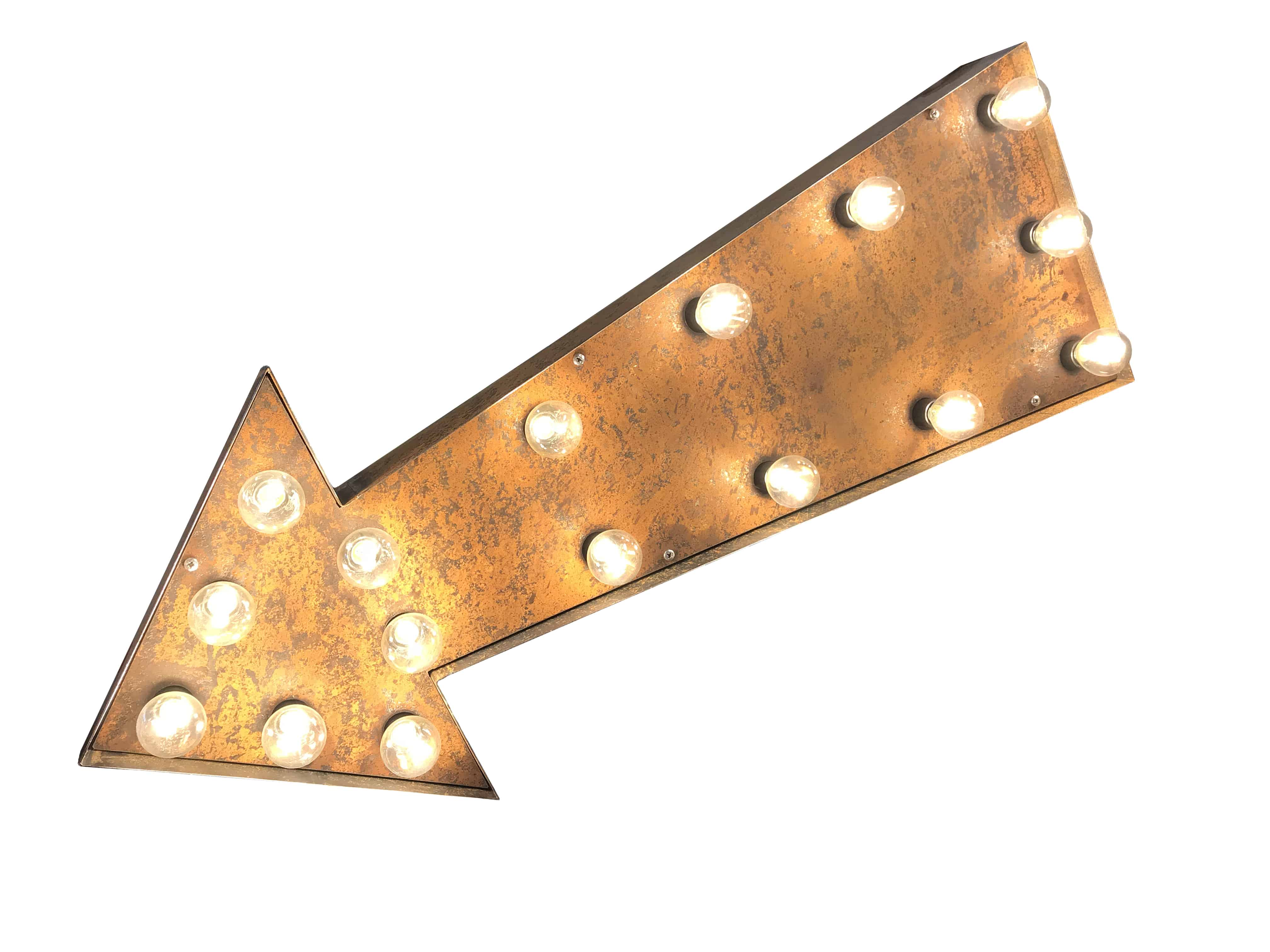 Rusty Arrow Light