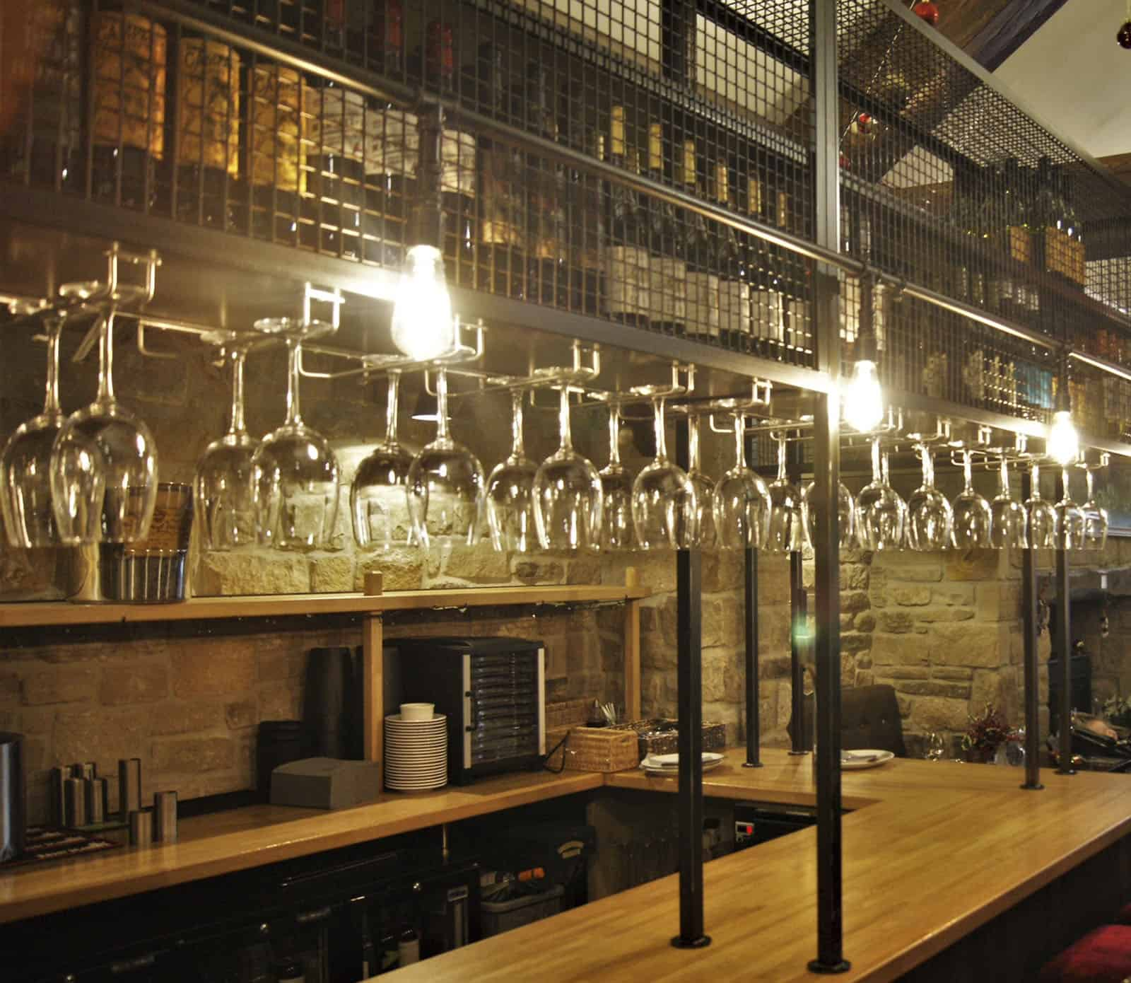 Weld Mesh Bar