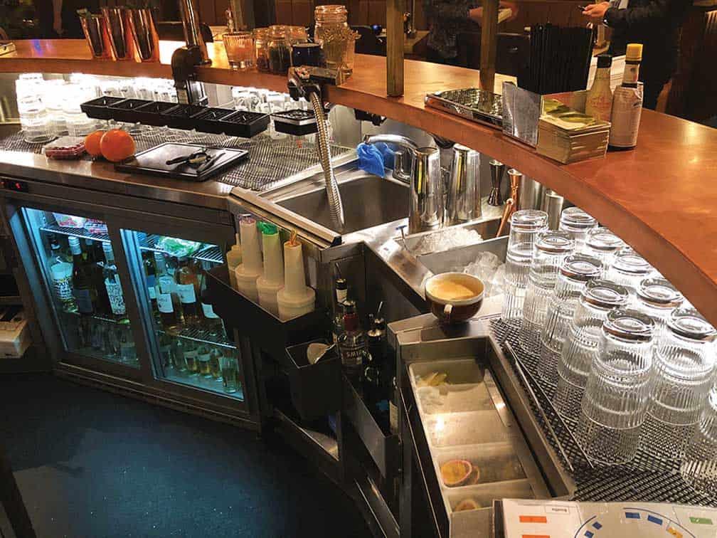 Bar Fabrication
