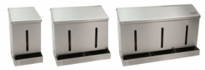 Stainless Steel Multi Purpose Dispenser