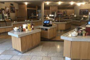 Scottish Parliament Cafe